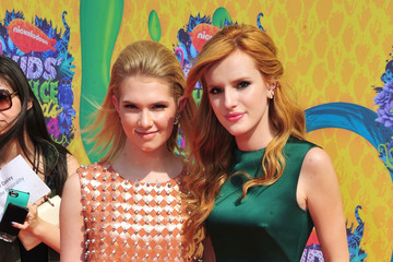 Claudia Lee Nickelodeon's 27th Annual Kids' Choice Awards - Arrivals