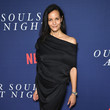 Claudia Mason Netflix Hosts the New York Premiere of 'Our Souls at Night' - Arrivals