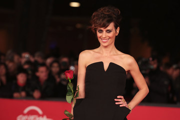 Claudia Pandolfi Closing Ceremony Red Carpet - The 7th Rome Film Festival