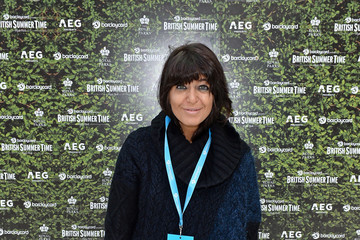 Claudia Winkleman Barclaycard Present British Summer Time Hyde Park: Phil Collins