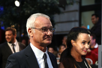 Claudio Ranieri The Best FIFA Football Awards - Green Carpet Arrivals