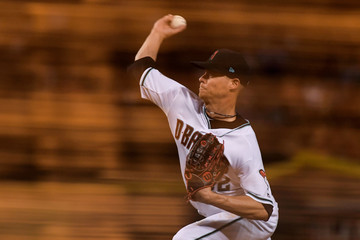 Clay Buchholz Miami Marlins v Arizona Diamondbacks