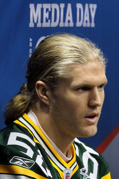 Clay Matthews Parents Posted image