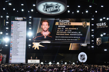 Clayton Stoner 2017 NHL Awards & Expansion Draft