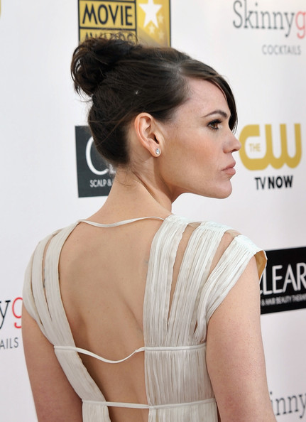 Clea DuVall - 18th Annual Critics' Choice Movie Awards - Red Carpet