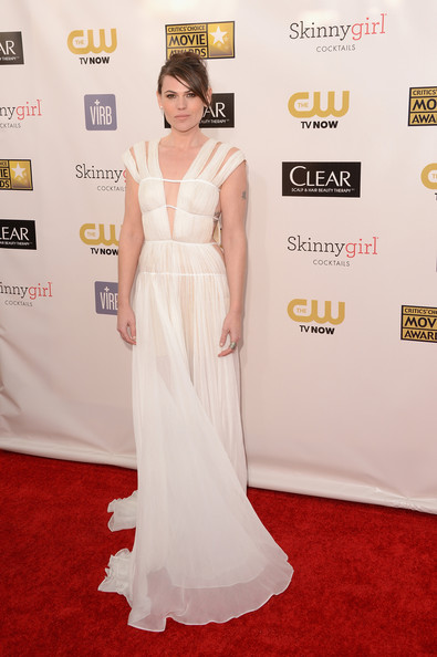 Clea DuVall - 18th Annual Critics' Choice Movie Awards - Arrivals