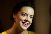 Michelle Ryan attends a special screening of Cleanskin at The Mayfair Hotel on March 5, 2012 in London, England.