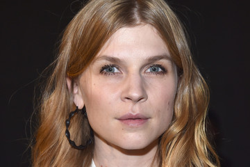 Clemence Poesy H&M Studio : Front Row  - Paris Fashion Week