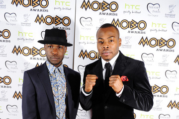 Clement Marfo MOBO Awards - Exclusive Inside Arrivals