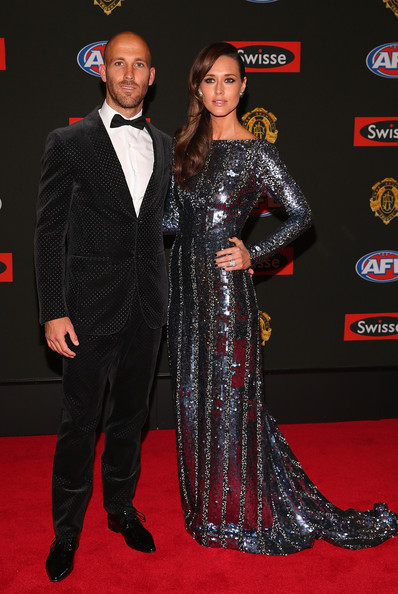 Arrivals at the Brownlow Medal Ceremony