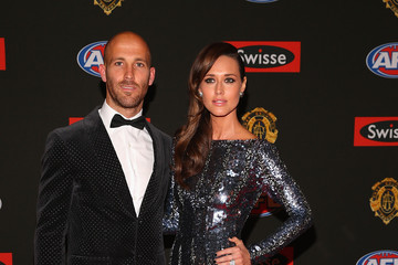 Clementine McVeigh Arrivals at the Brownlow Medal Ceremony