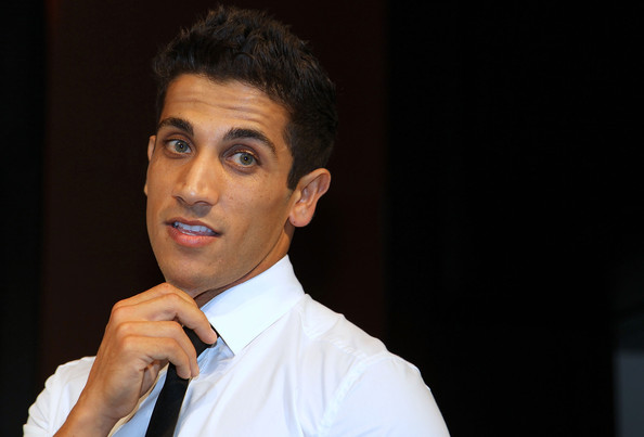 firass dirani and melanie vallejo