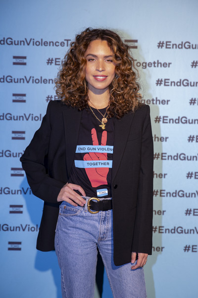 TOMS' End Gun Violence Together Rally