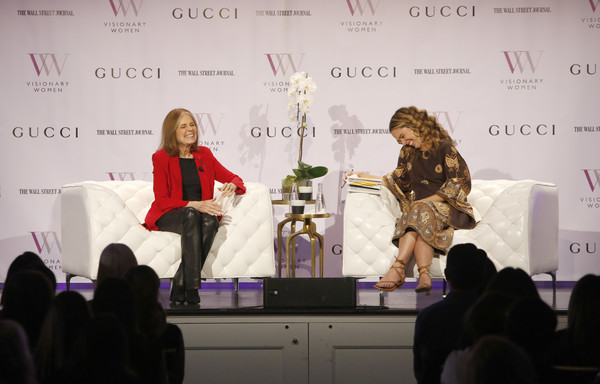 Visionary Women Celebrates Gloria Steinem In Conversation With Cleo Wade