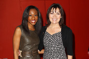 (UK TABLOID NEWSPAPERS OUT) L-R Beverley Knight and Lorraine Kelly attend the press night of Cleopatra: Northern Ballet at Sadlers Wells on May 17, 2011 in London, England.