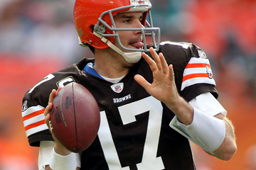Jake Delhomme Cleveland Browns v Miami Dolphins