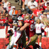 Justin Smith in Cleveland Browns v San Francisco 49ers