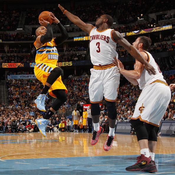 Dion Waiters In Cleveland Cavaliers V Denver Nuggets