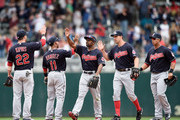 Michael Bourn and Jason Kipnis Photos Photo