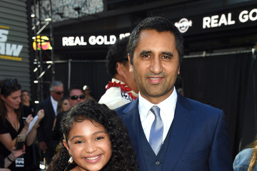 Cliff Curtis Premiere Of Universal Pictures' 'Fast And Furious Presents: Hobbs And Shaw'