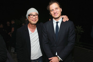 Cliff Fong MR PORTER Celebrates 'The Hollywood Reporter's Annual Watch Issue