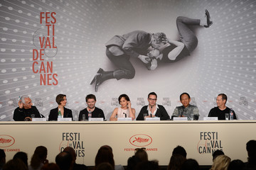 Cliff Martinez 'Only God Forgives' Press Conference in Cannes