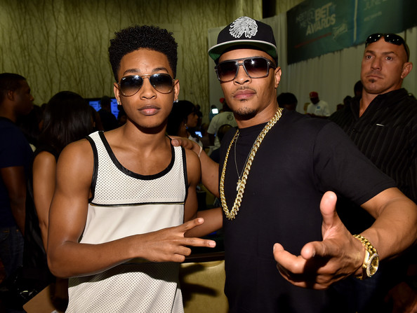 BET AWARDS '14: Day 1