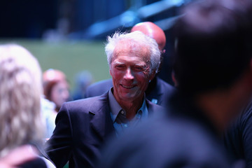 Clint Eastwood Spike TV's Guys Choice 2015 - Backstage and Audience