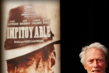 Clint Eastwood Instant View - The 70th Annual Cannes Film Festival