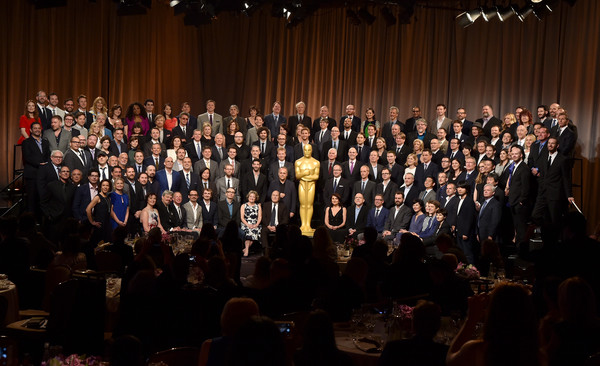 Inside the Academy Awards Nominee Luncheon