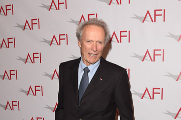 Clint Eastwood Arrivals at the 15th Annual AFI Awards