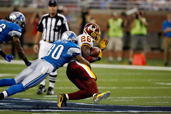 Washington Redskins v Detroit Lions