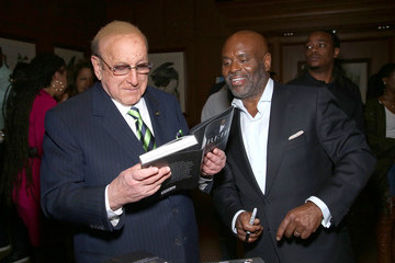 Clive Davis LA Reid's 'Sing To Me' Book Release Launch Party