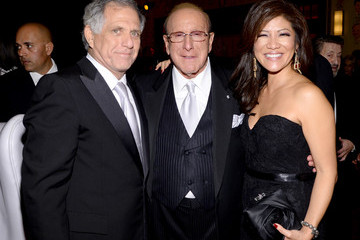 Clive Davis Stars at Sony's Post-Grammy Reception