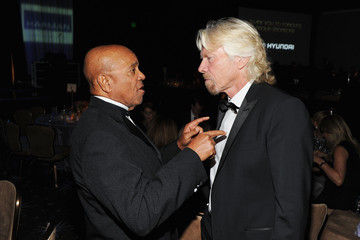 Barry Gordy Clive Davis And The Recording Academy's 2012 Pre-GRAMMY Gala And Salute To Industry Icons Honoring Richard Branson - Roaming Inside