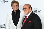 Barry Manilow and Clive Davis Photos Photo