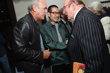 Clive Davis Alice Cooper, Shep Gordon, and Shinola Celebrate the Release of Gordon's Memoir 'They Call Me Supermensch'