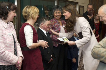 Clive Marshall The Duke And Duchess Of Cambridge Make An Official Visit To Cambridge