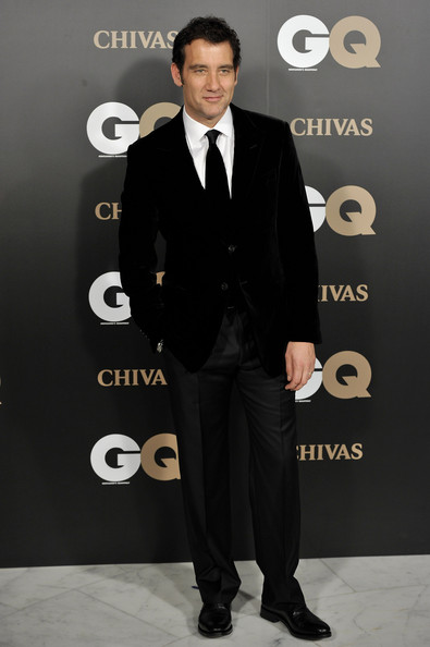 """Clive Owen Actor Clive Owen attends """"GQ Magazine Awards 2010"""" at Palace Hotel on November 22, 2010 in Madrid, Spain."""
