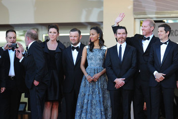Clive Owen Guillaume Canet 'Blood Ties' Premieres in Cannes