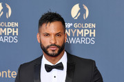 Ricky Whittle attends the closing ceremony of the 59th Monte Carlo TV Festival on June 18, 2019 in Monte-Carlo, Monaco.