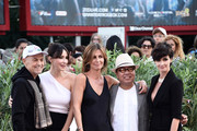 Jonathan Demme, Anita Caprioli, Alix Delaporte, Fruit Chan and Paz Vega attend the closing ceremony and premiere of 'Lao Pao Er' during the 72nd Venice Film Festival on September 12, 2015 in Venice, Italy.