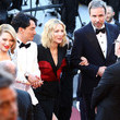Cate Blanchett Thierry Fremaux Photos