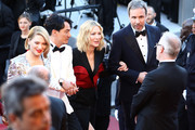 Cate Blanchett Thierry Fremaux Photos Photo