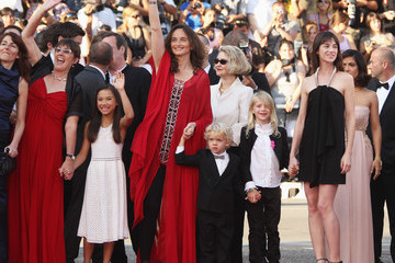 Charlotte Gainsbourg Morgana Davies Closing Ceremony - Red Carpet Arrivals:63rd Cannes Film Festival