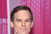 """Michael C. Hall fromt the serie """"Safe"""" attends the Closing Ceremony and """"Safe"""" screening during the 1st Cannes International Series Festival at Palais des Festivals on April 11, 2018 in Cannes, France."""