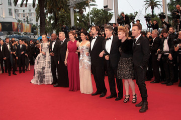 Raoul Peck Closing Ceremony & Therese Desqueyroux Premiere - 65th  Annual Cannes Film Festival