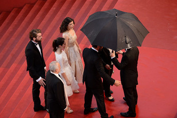 Francis Perrin Closing Ceremony & Therese Desqueyroux Premiere - 65th  Annual Cannes Film Festival