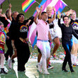 Clover Moore Sydney Celebrates 43rd Gay and Lesbian Mardi Gras Parade