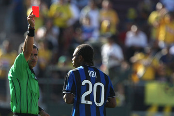 Obi Club America v Inter Milan